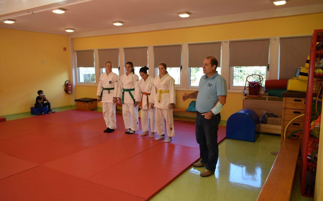 Predstavitev juda / A judo bemutatása